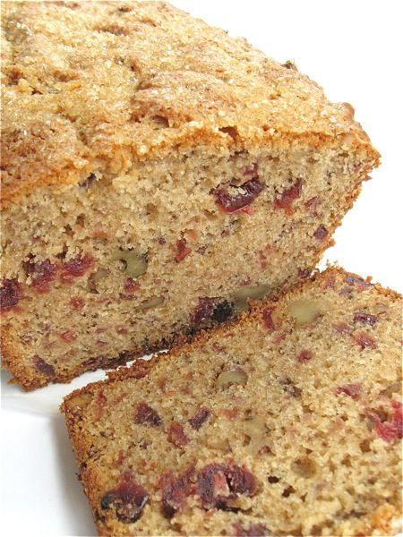 Cranberry Walnut Bread and Muffins | yumminess | Pinterest