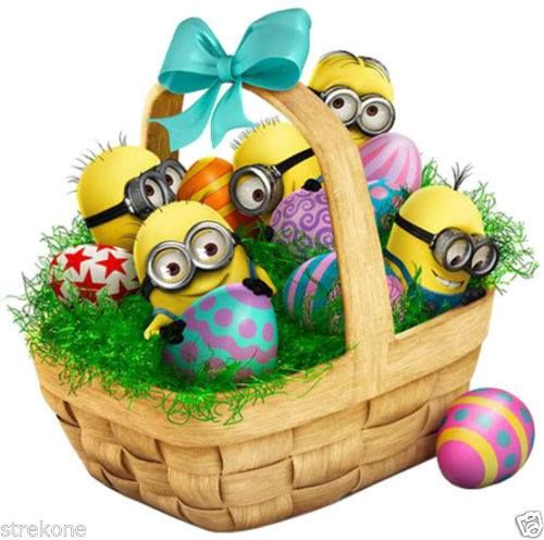 Easter Minions! | Minions | Pinterest