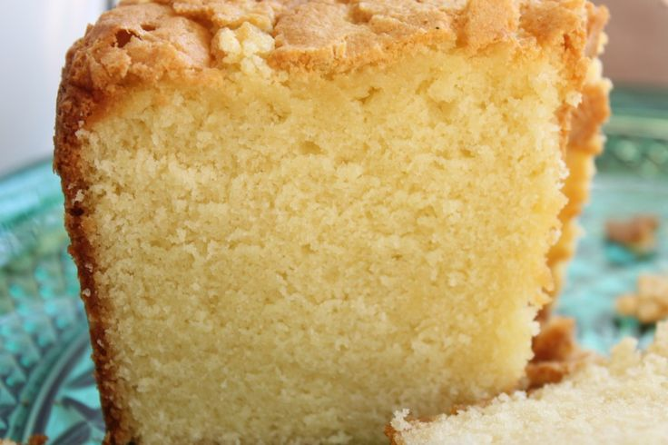Easy Pound Cake {freezer-friendly} | Freezer cooking | Pinterest