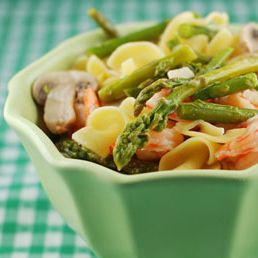 Shrimp and Asparagus | AAA Seafood Recipes | Pinterest