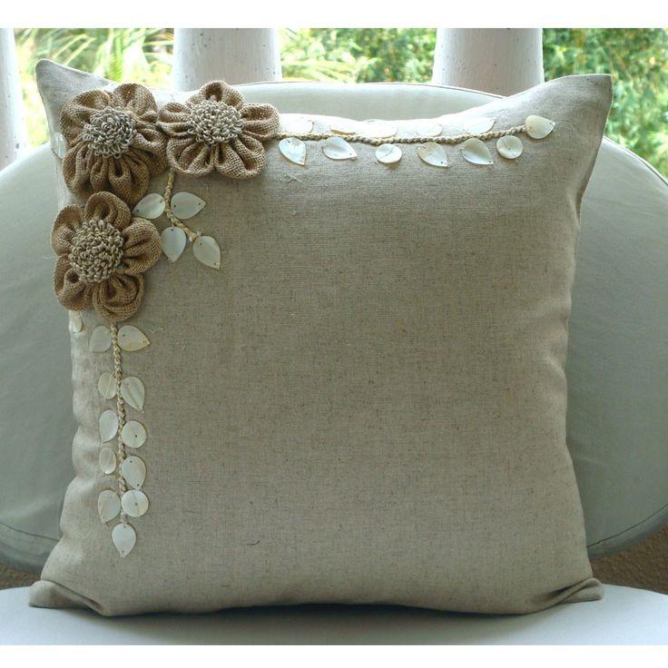 Cushion Pillow Art Pinterest