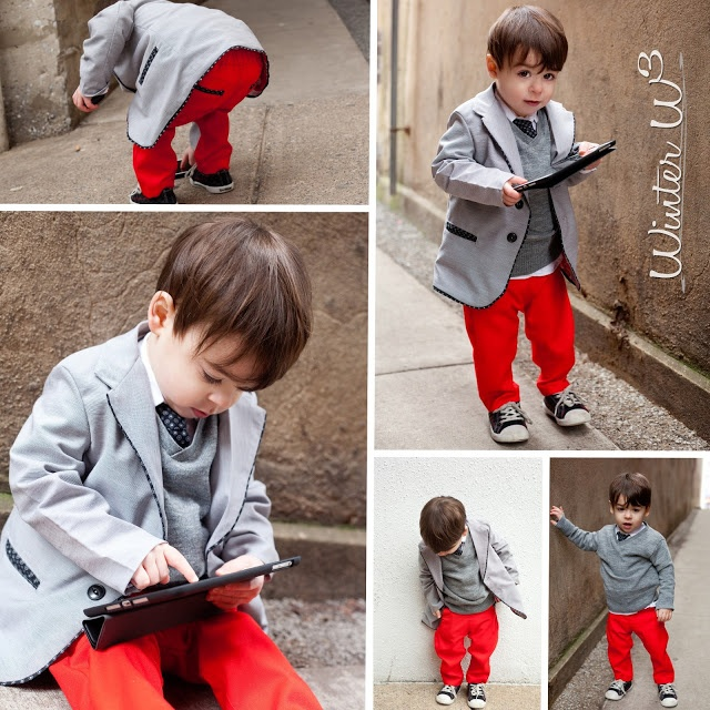 The Collegiate Cool Look by Winter W3   Sewing for Littles   Pinterest