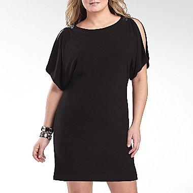 Elegant Pin By JCPenney Styles On Women39s Plus Formal Dresses  Pinterest