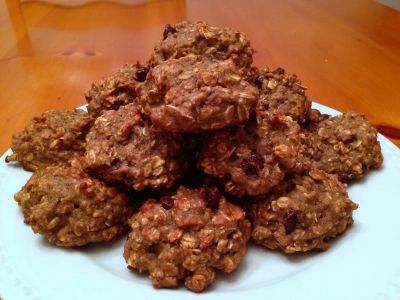 ... of Hillary Clinton's Chocolate Chip Oatmeal Cookies recipe