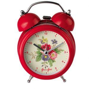 adorable! Alarm Clock Bella Red