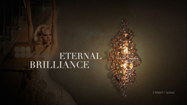 ETERNITY | Sconce by @KOKET Love Happens, via Behance http://www.behance.net/gallery/ETERNITY-Sconce/3077539