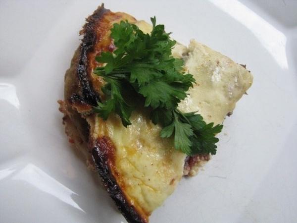 Lamb Moussaka (Greek Lamb, Potato, And Eggplant Casserole ...
