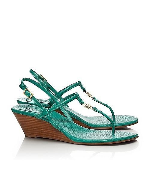 Tory Burch Emmy  shoes  wedge  sandalsTory Burch Emmy Wedge Sandals