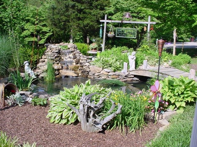 Backyard water features outdoors pinterest Backyard water features