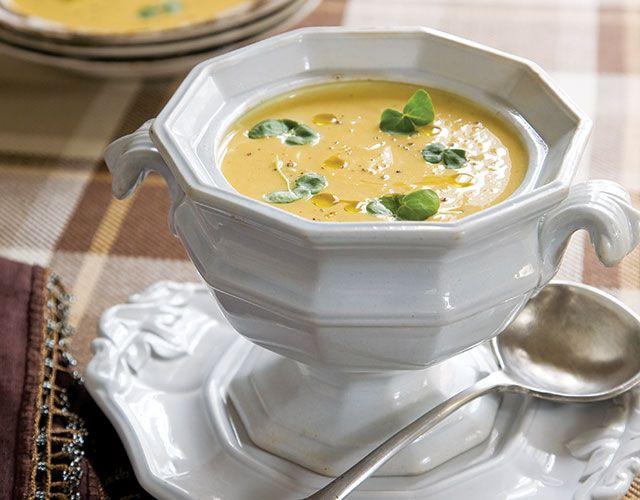 Curried Squash Soup | Soups | Pinterest
