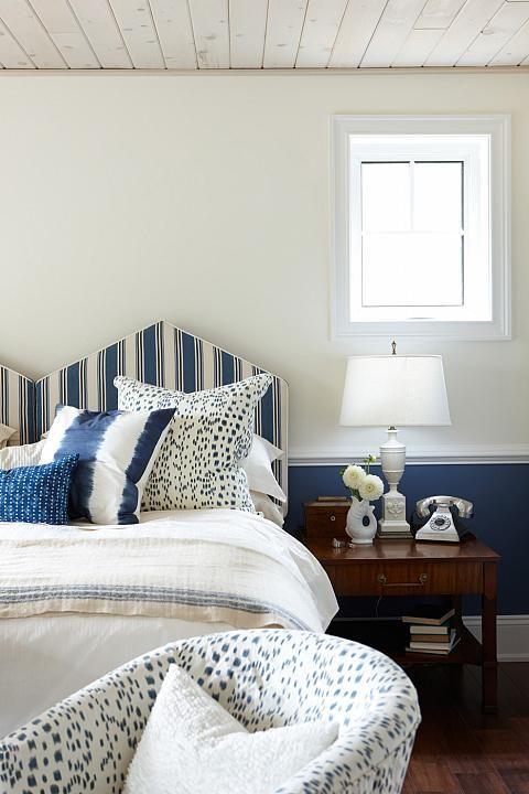 Guest bedroom sarah richardson design headboards for Sarah richardson bedroom designs