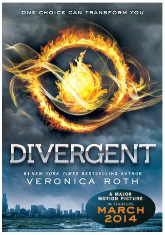 DIVERGENT ONLY $4.66 ON KINDLE, READ THE BOOK BEFORE YOU SEE THE MOVIE ~ DIVERGENT SERIES BY VERONICA ROTH