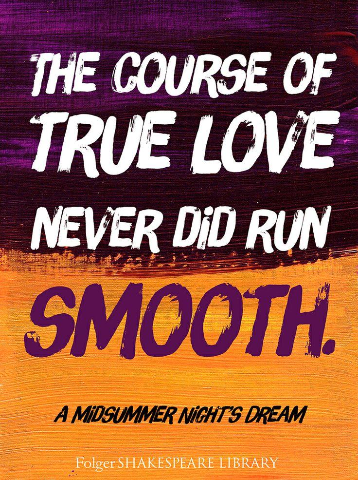 Find this #Shakespeare quote from A Midsummer Night's Dream at folgerdigitaltexts.org #FolgerDigitalTexts