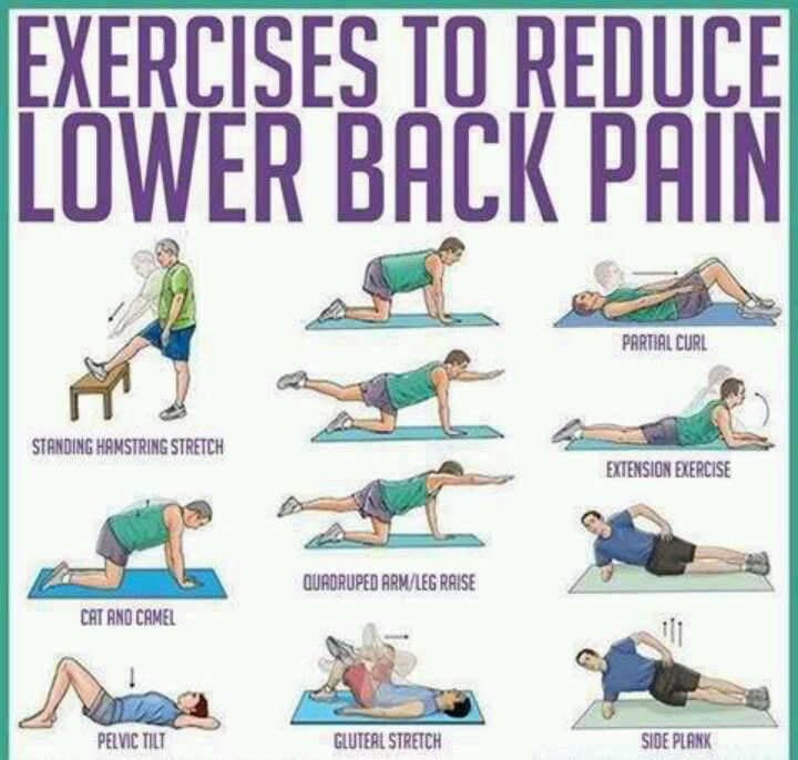 Lower back pain relief   Exercise   Pinterest Lower Back Stretches For Pain