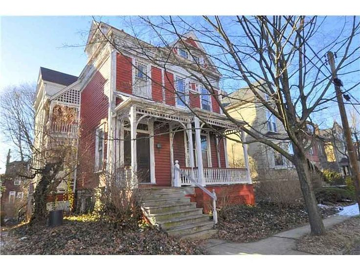 Queen Anne Pittsburgh PA 330 000 Old House Dreams This House