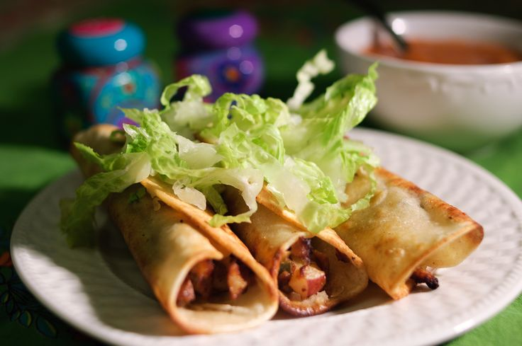 Potato Tacos yum an easy!! | Daniel Fast | Pinterest