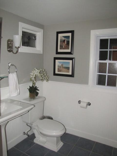Bedford gray by martha stewart for the home pinterest for Martha stewart small bathroom ideas