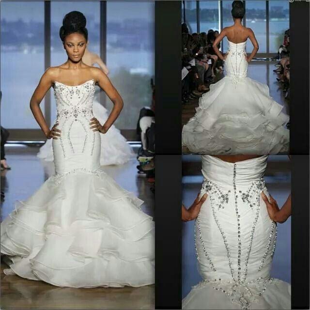 Nigerian Wedding Dresses StylesNigerian Wedding Dress Designs