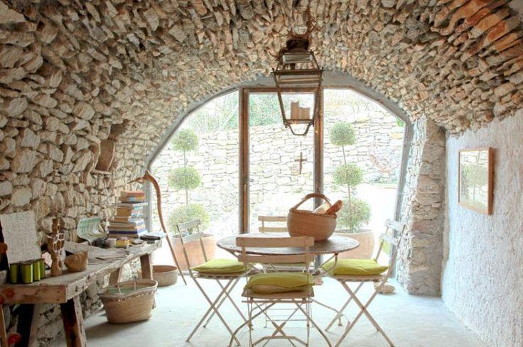 Déco dintérieur, pierres apparentes  Aménagement intérieur ...