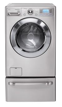 machine that washes and dries clothes