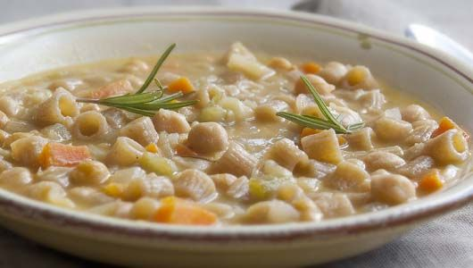 Chickpea soup | Cooking - Baking | Pinterest