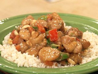 make your own take out spicy peanut chicken one of my favorite recipes