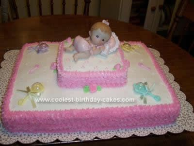 homemade baby shower cake design this website is the pinterest of