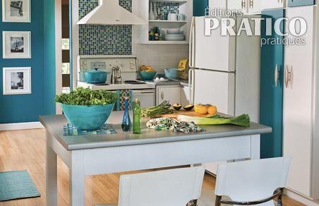Tour de force dans la cuisine Colors kleuren Pinterest