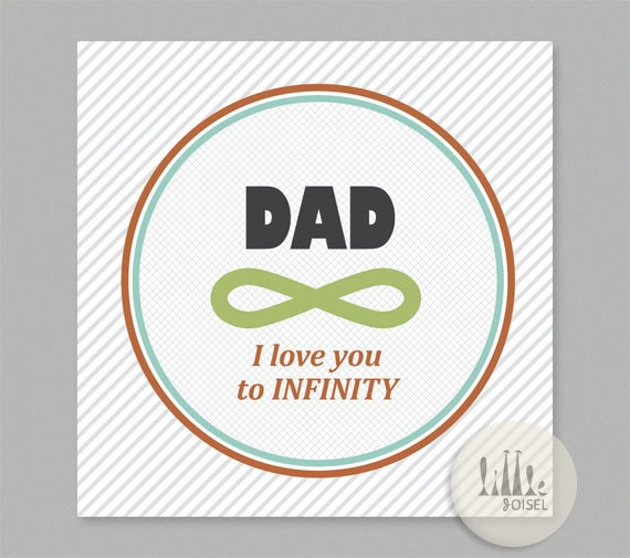 etsy father's day decorations