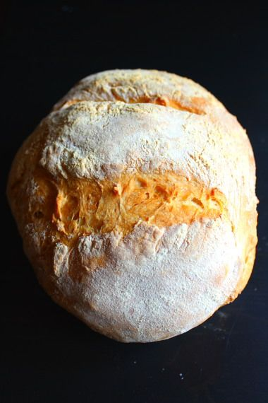 No Knead Bread | Better With Butter | | A minute on the lips...a life ...