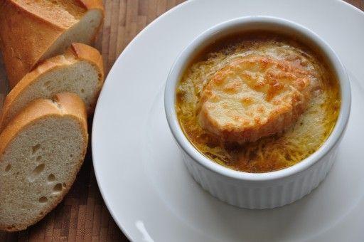French Onion Soup | crock pot recipes | Pinterest