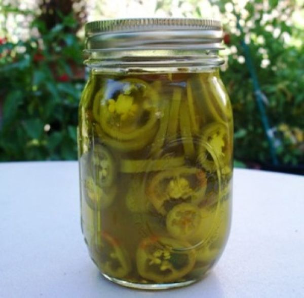 Pickled Jalapeno Peppers | Favorite Recipes | Pinterest