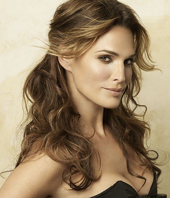 beautiful long hairstyles : beautiful easy hairstyles for long hair hair styles Pinterest