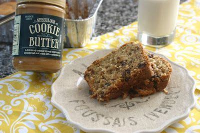 Biscoff Banana Bread | Breads (Sweet) | Pinterest