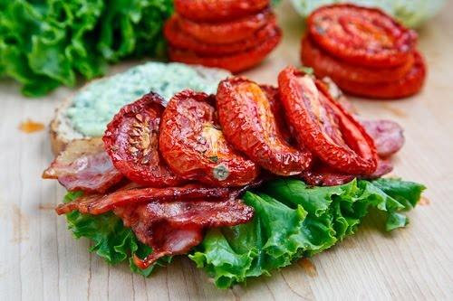 Slow Roasted Tomato BLT | Recipe