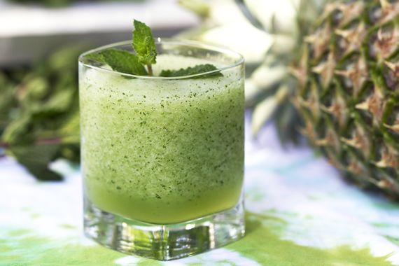 Frozen Mojito | Drinks | Pinterest