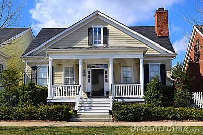 Southern Cape Cod Style Dream Home Country Home Pinterest