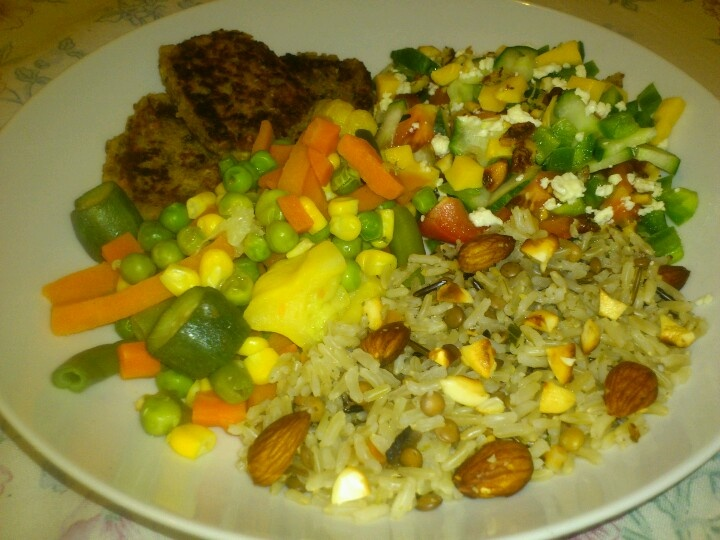 Brown Rice With Winter Squash And Cashews Recipes — Dishmaps