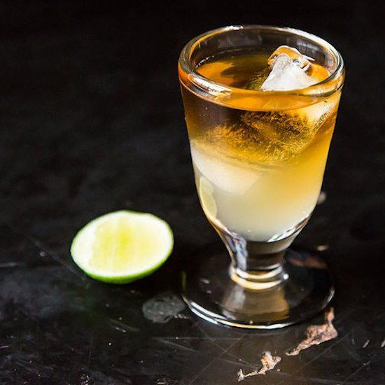 perfect rum and ginger beer cocktail. | DRINK/COCKTAILS | Pinterest