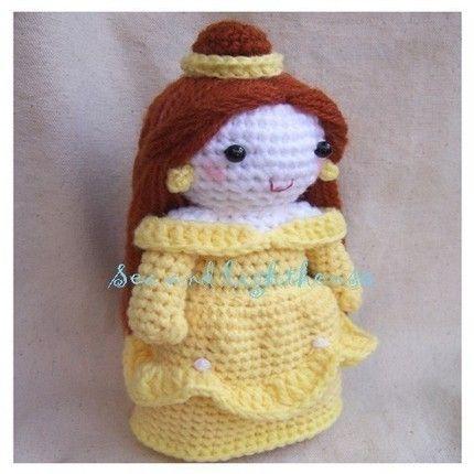 Free Crochet Patterns Disney : Pin by Susan Grosor on Amigurumi Pinterest