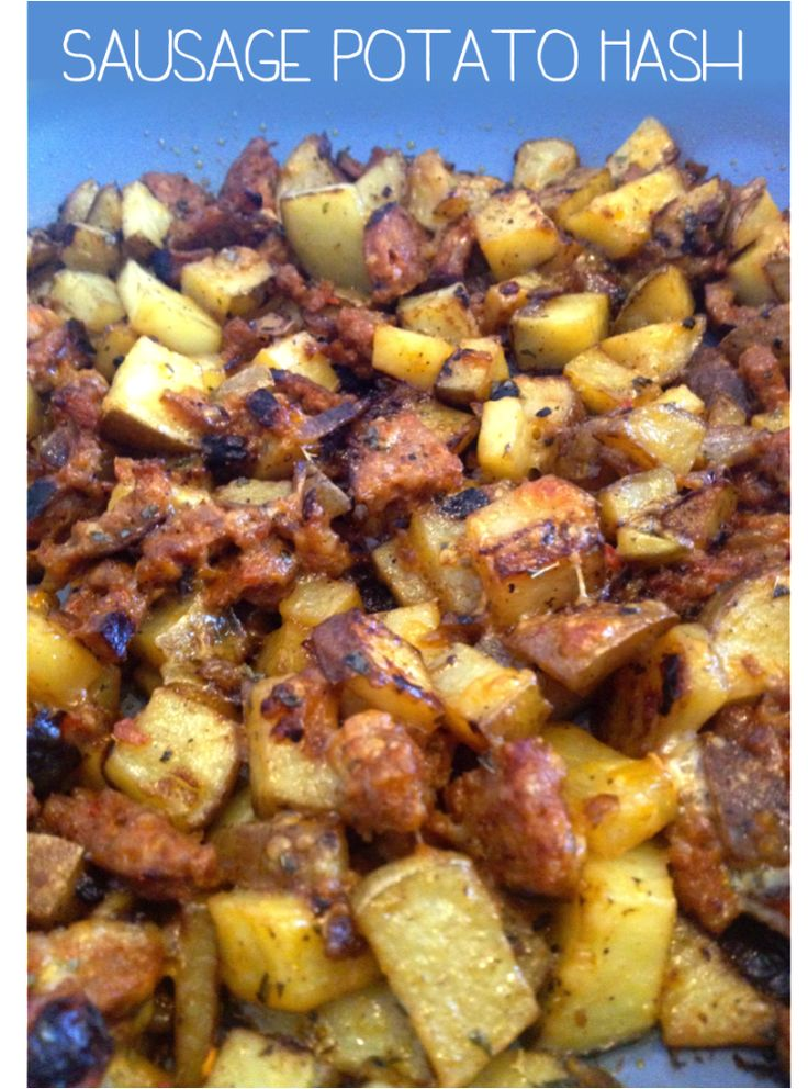 Summer Vegetables With Sausage And Potatoes Recipe — Dishmaps