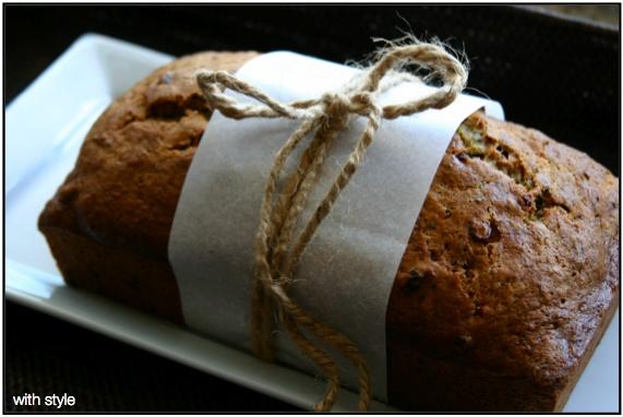 zucchini bread. | desserts | Pinterest