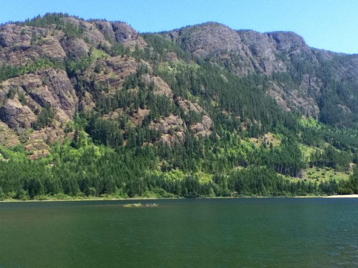 Weeks Lake Vancouver Island