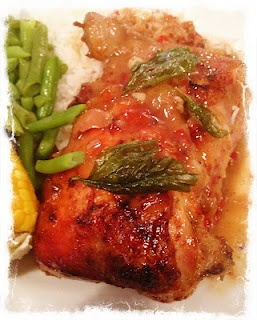 Ginger Chilli Sweet and Sour Chicken | Food and Drink | Pinterest