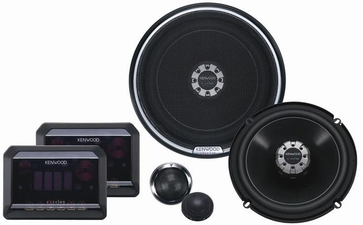 Kenwood excelon 6 5 speakers