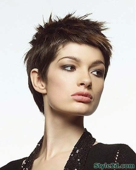 Pin by Jasmine on Short Hair Styles Pinterest