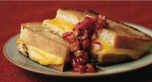 Serious Heat: Chipotle-Bacon Salsa   Recipe