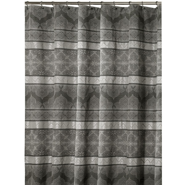 Nicole Miller Chatelaine 72' x 72' Shower Curtain - Bed Bath & Beyond