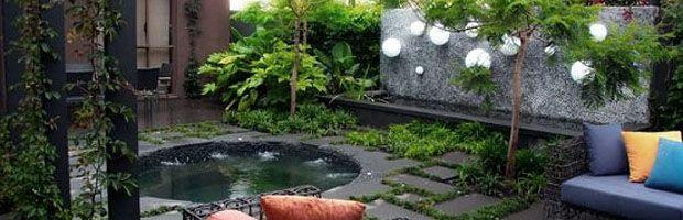 Pin by fabiola cruz on jardineria pinterest - Diseno de jardines fotos ...