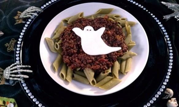 Vegan Sin-cinnati Chili #vegan #halloween #slowcooker #crockpot # ...